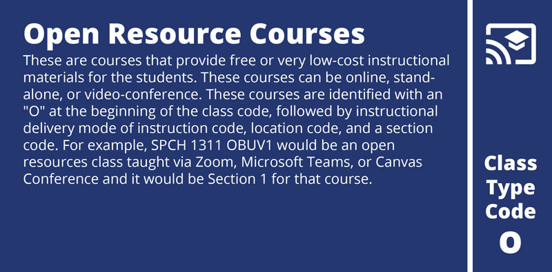 Open Resource Courses