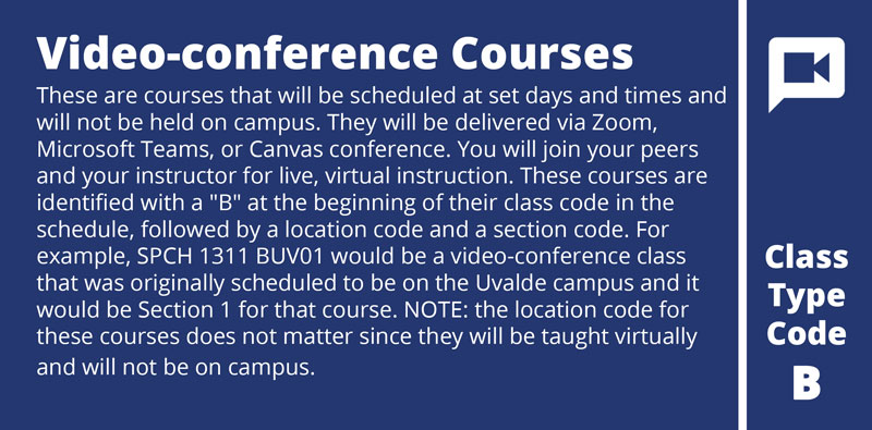 Video Conference Courses