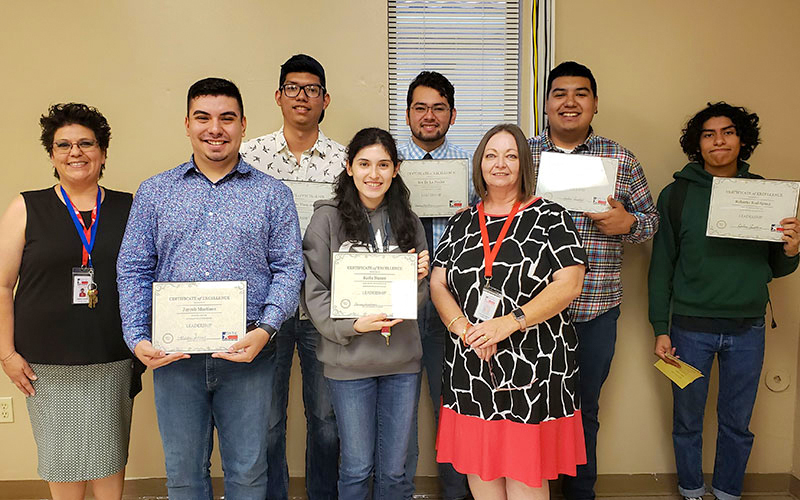 Del Rio campus announces Who's Who and Leadership recipients